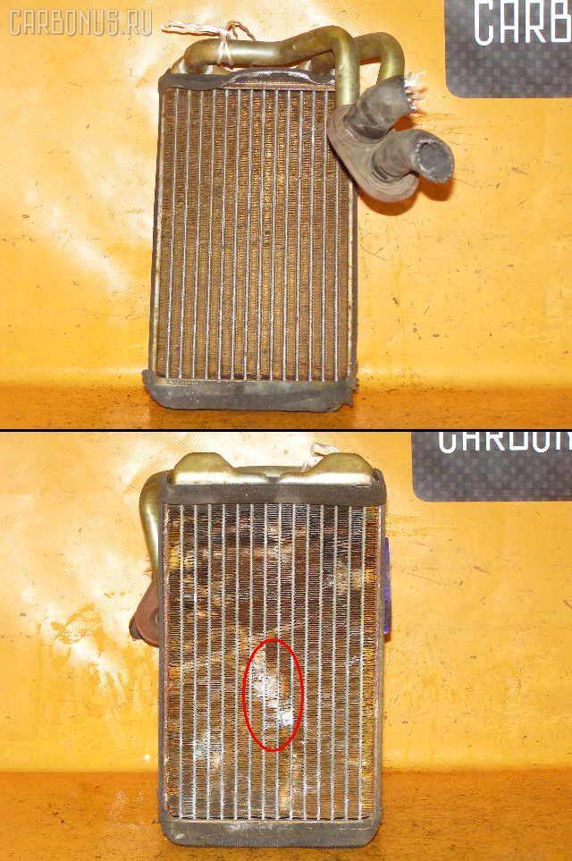 Радиатор печки TOYOTA VISTA SV40 4S-FE. Фото 3
