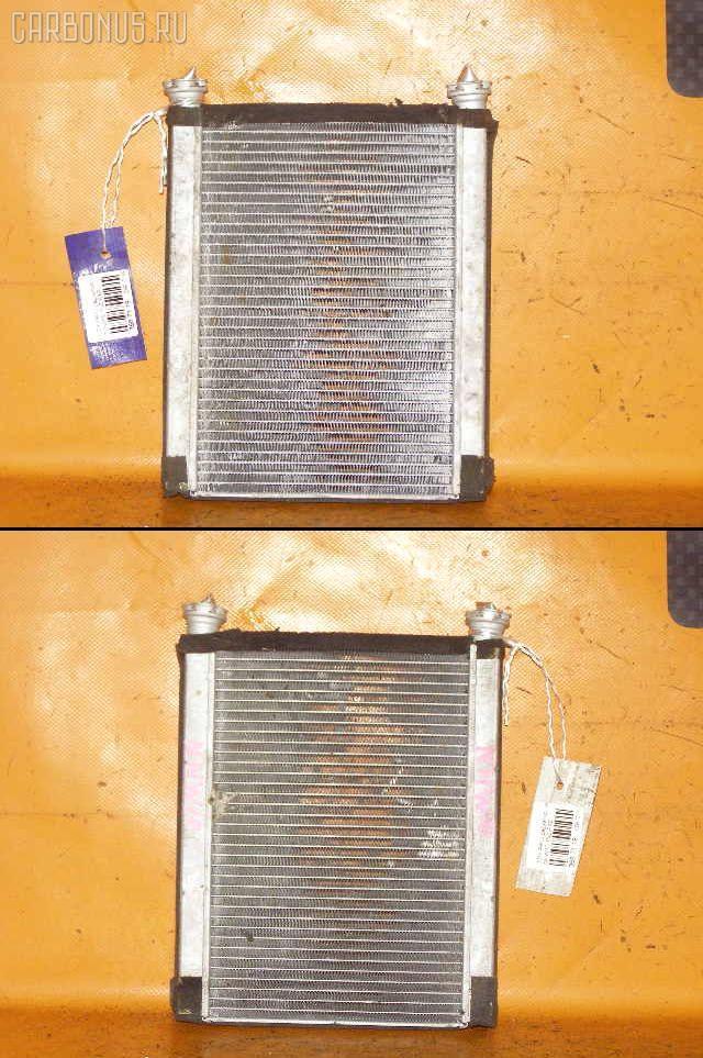 Радиатор печки TOYOTA PRIUS NHW10 1NZ-FXE. Фото 8