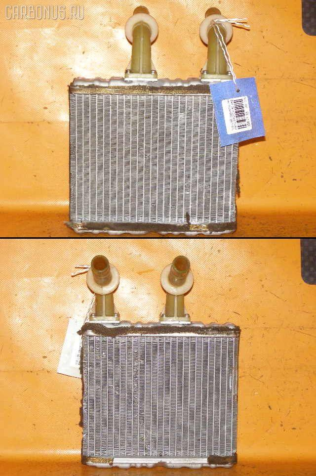 Радиатор печки NISSAN LIBERTY PM12 SR20DE. Фото 2