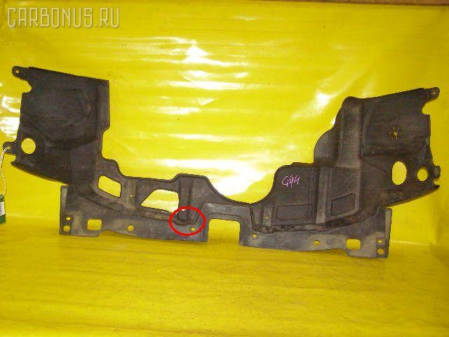 Защита двигателя HONDA HR-V GH4 D16A Фото 1