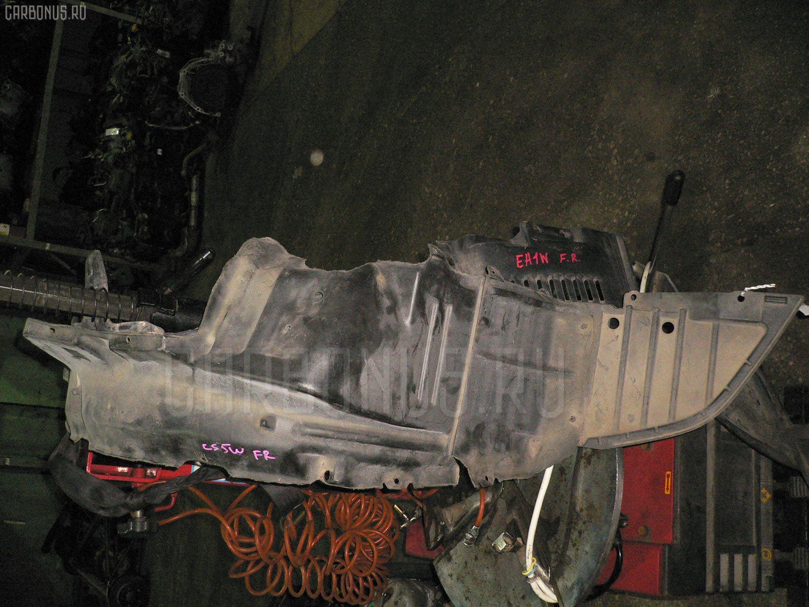 Подкрылок MITSUBISHI LEGNUM EC5W 6A13 Фото 1