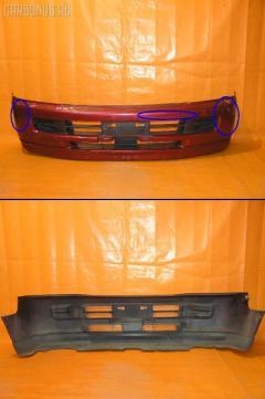 Бампер Honda Stepwgn RF2 Фото 1