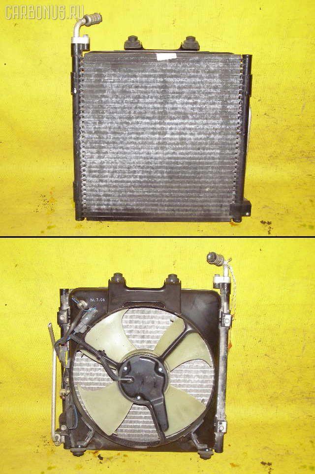 Радиатор кондиционера HONDA HR-V GH1 D16A. Фото 9