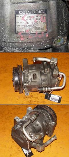 Компрессор кондиционера NISSAN CEDRIC HY33 VQ30DET