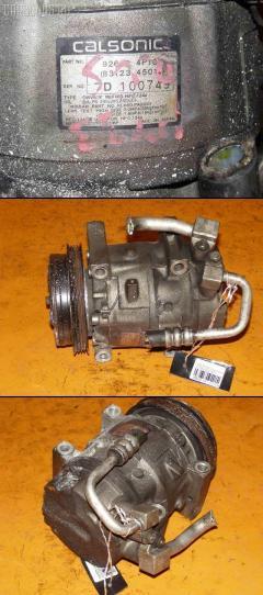 Компрессор кондиционера NISSAN CEDRIC HY33 VQ30DET Фото 1