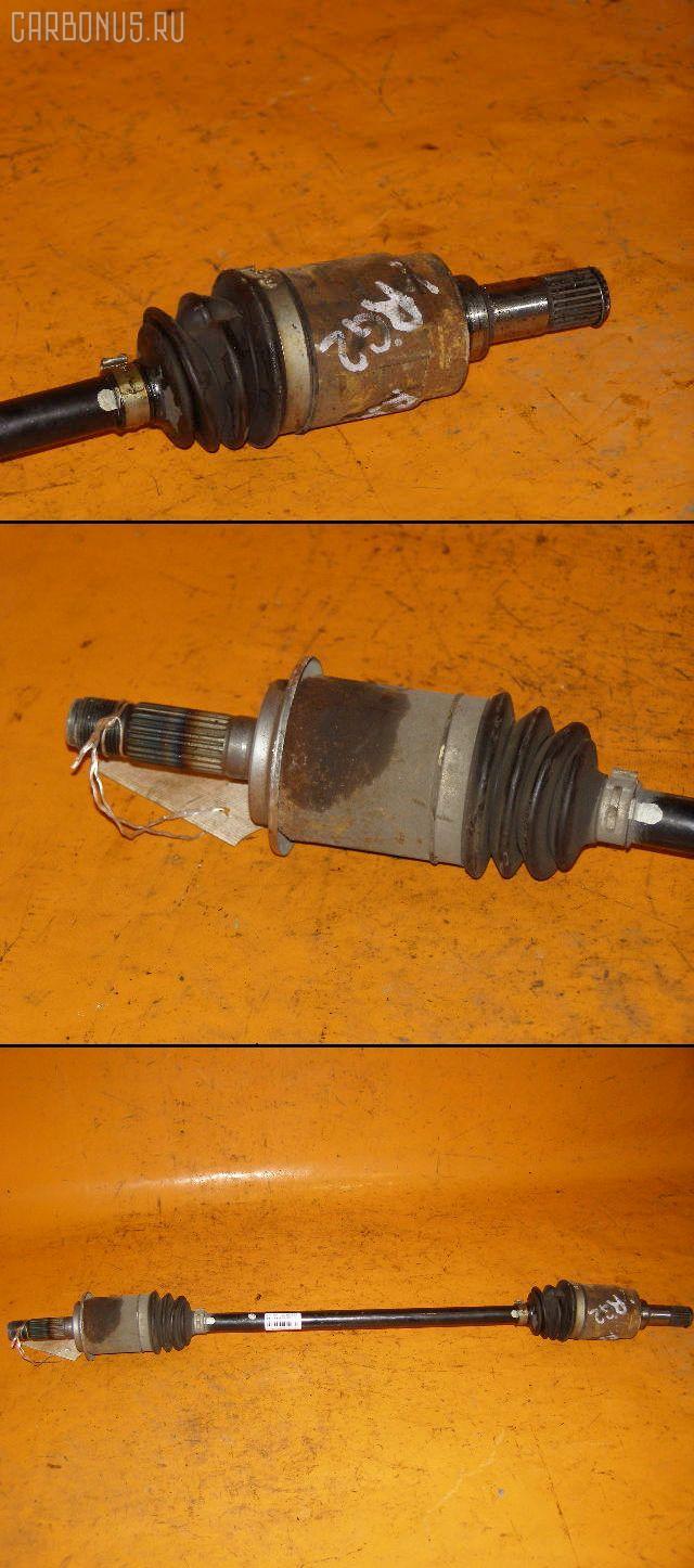 Привод HONDA STEPWGN RG2 K20A. Фото 1