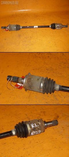 Привод HONDA STEPWGN RG2 K20A Фото 1