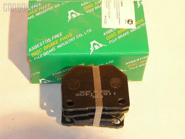 Тормозные колодки NISSAN FAIRLADY Z HZ32 VG30DE Фото 1