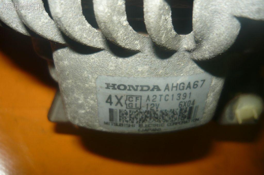 Генератор HONDA STREAM RN6 R18A. Фото 2