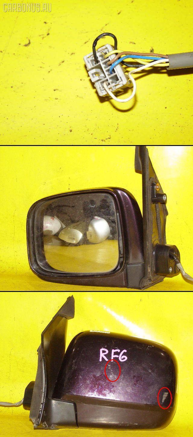 Зеркало двери боковой HONDA STEPWGN RF5 Фото 1