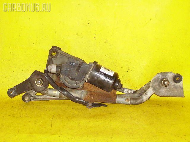 Мотор привода дворников TOYOTA NADIA SXN10. Фото 4