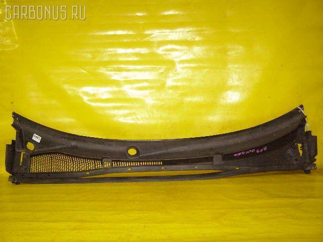 Решетка под лобовое стекло SUBARU OUTBACK BP9 Фото 1