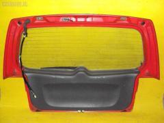 Дверь задняя DAIHATSU MAX L960S Фото 2