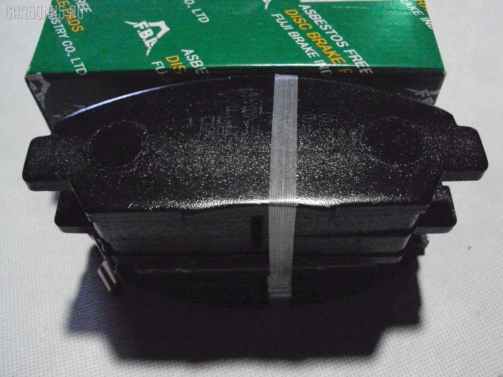 Тормозные колодки HONDA PRELUDE BA8 Фото 1