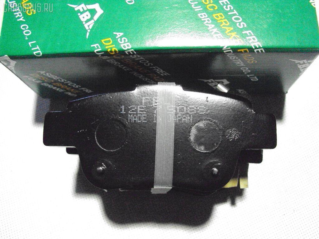 Тормозные колодки TOYOTA AVENSIS AZT250. Фото 1