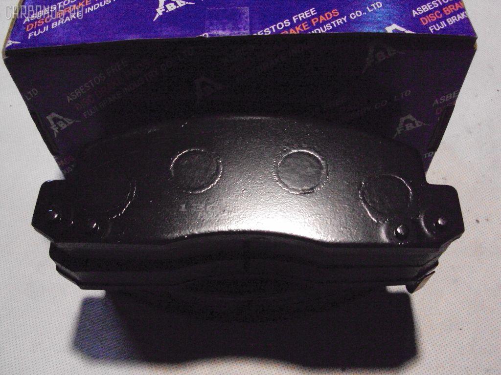 Тормозные колодки TOYOTA COASTER HZB40 Фото 1
