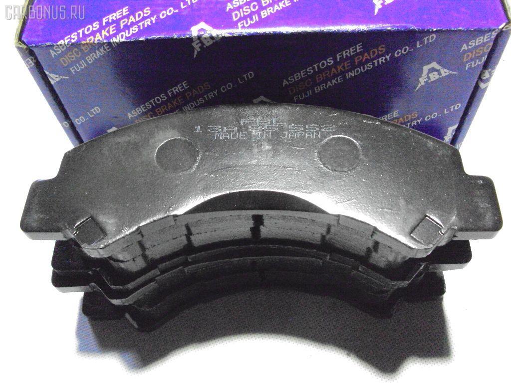 Тормозные колодки ISUZU ELF NKR81A Фото 1