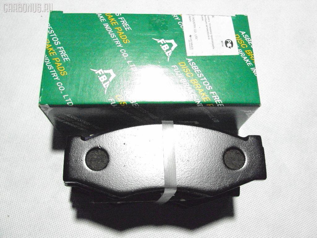 Тормозные колодки NISSAN CEDRIC Y32. Фото 2