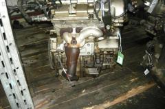 Блок двигателя MAZDA MPV LW5W GY Фото 7