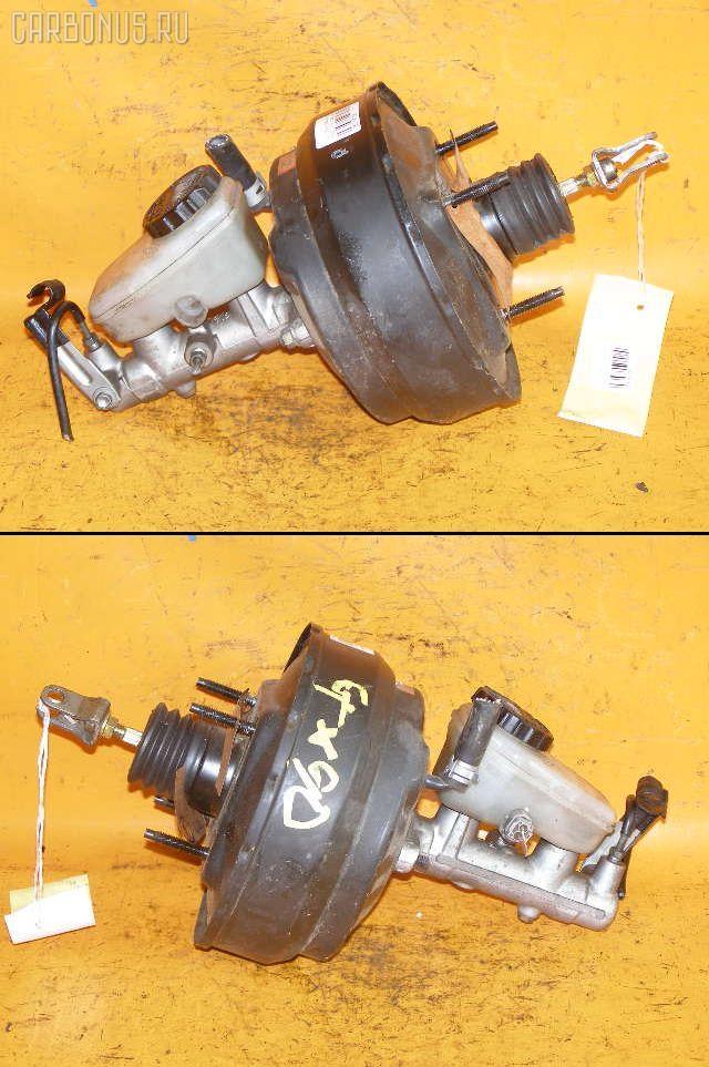 Главный тормозной цилиндр TOYOTA CHASER GX90 1G-FE. Фото 5