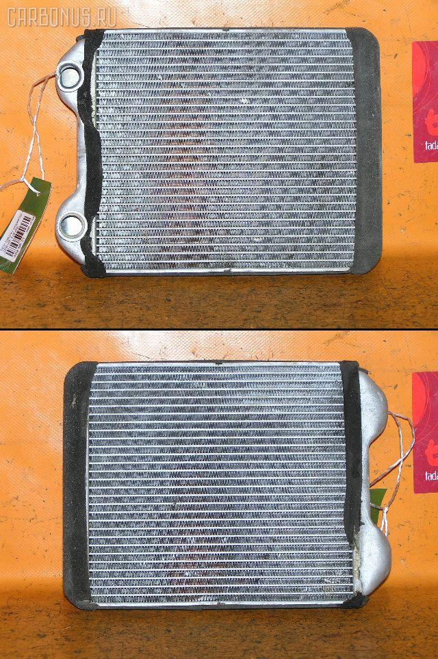 Радиатор печки TOYOTA CROWN JZS155 2JZ-GE. Фото 4