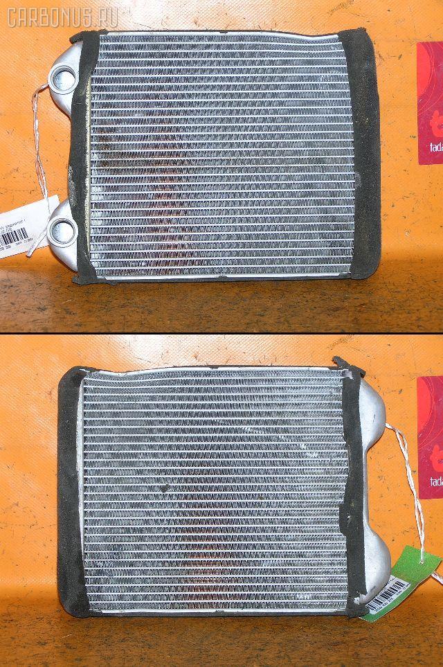 Радиатор печки TOYOTA CROWN JZS155 2JZ-GE. Фото 5