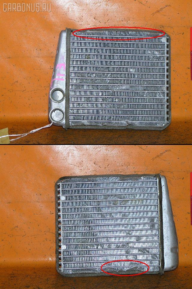 Радиатор печки Nissan Note E11 HR15DE Фото 1