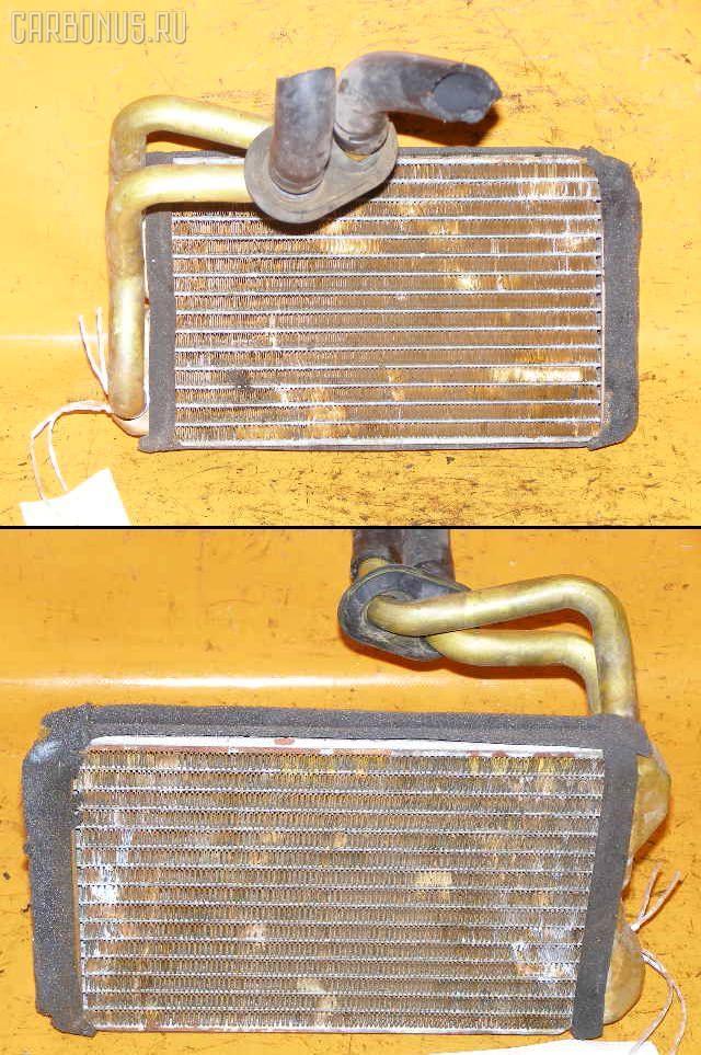 Радиатор печки TOYOTA VISTA SV41 3S-FE. Фото 1