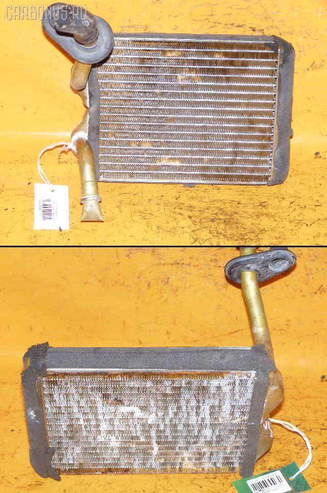 Радиатор печки TOYOTA CHASER GX90 1G-FE Фото 3