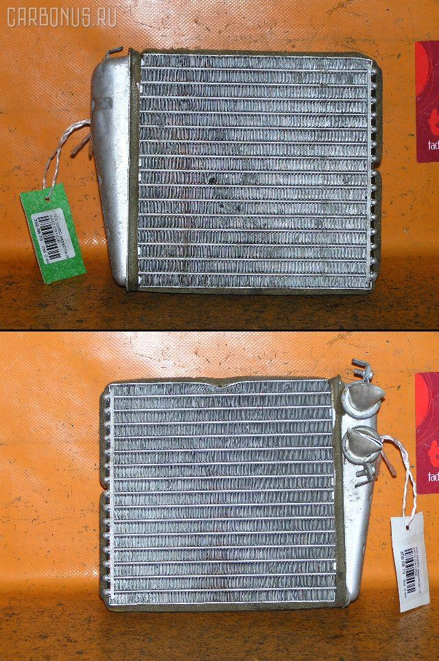 Радиатор печки NISSAN MARCH AK12 CR12DE. Фото 5