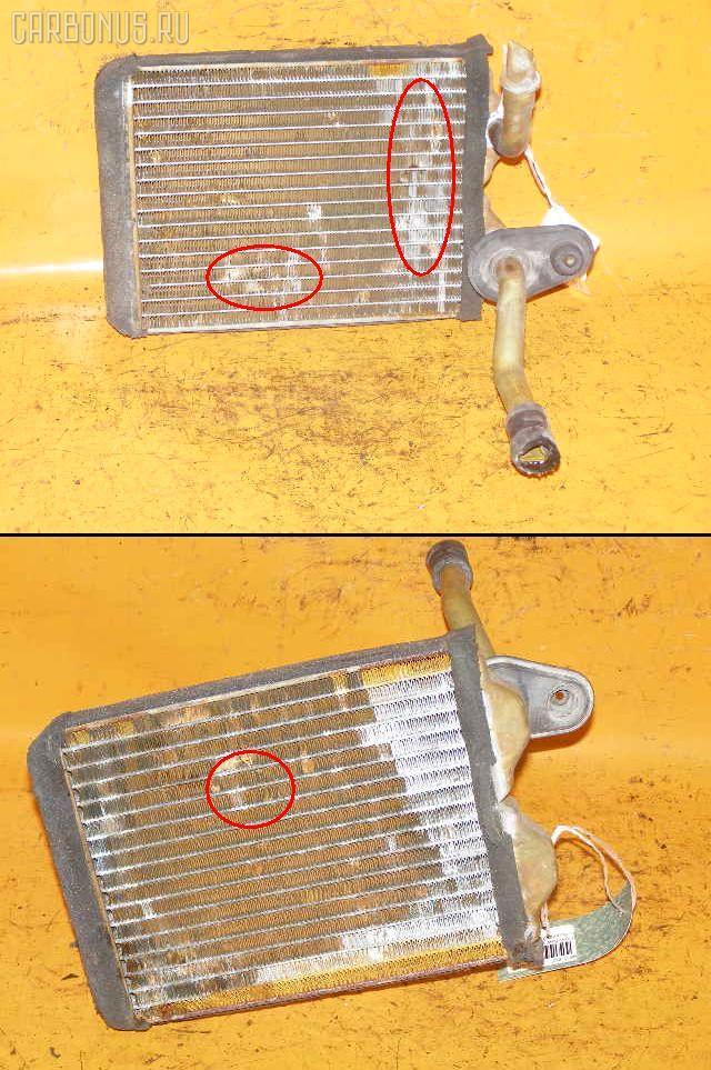 Радиатор печки TOYOTA CHASER GX90 1G-FE. Фото 3