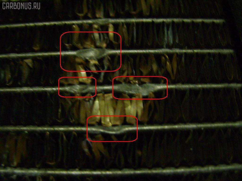 Радиатор печки TOYOTA COROLLA AE111 4A-FE Фото 1