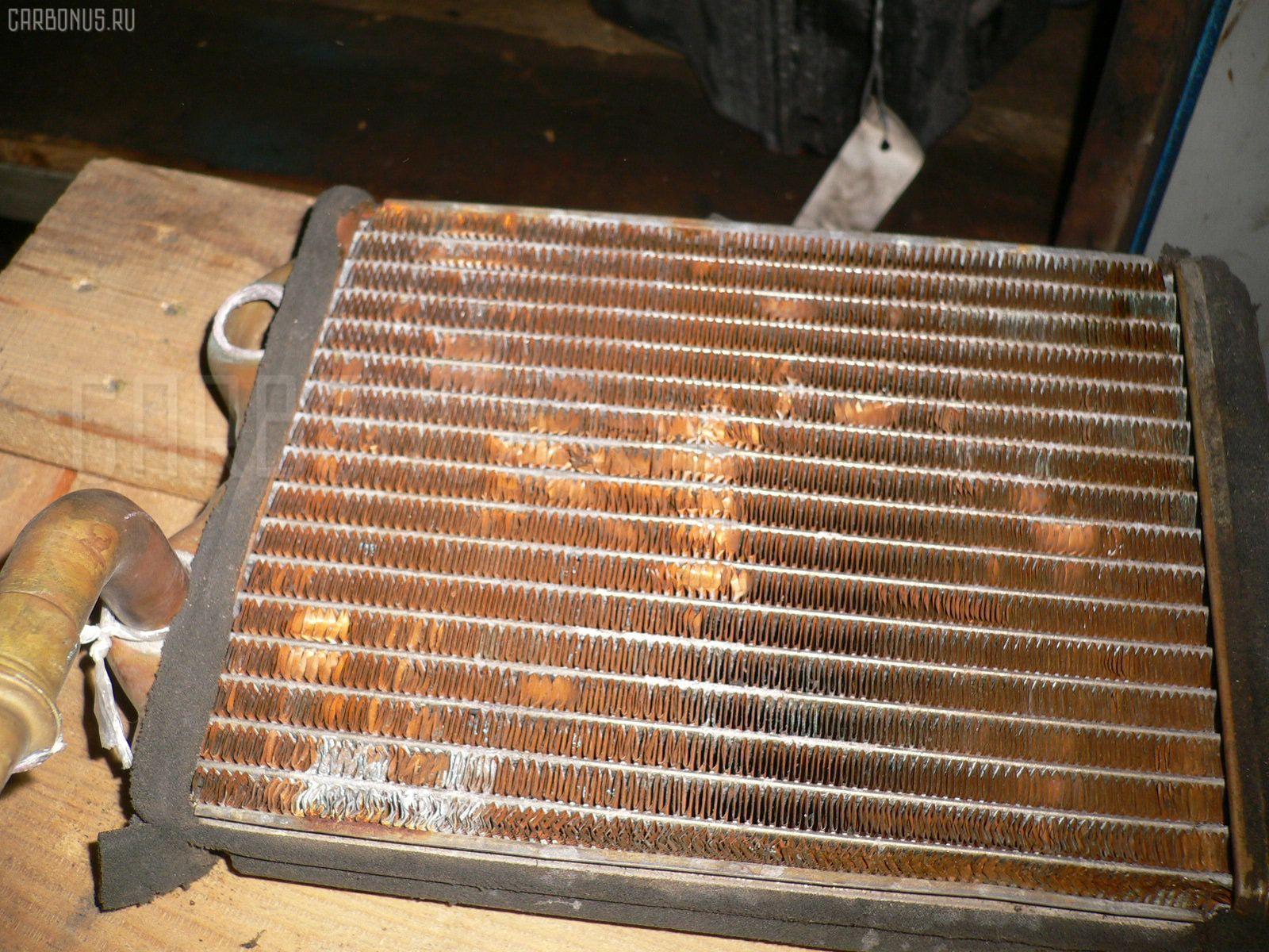 Радиатор печки TOYOTA MARK II GX100 1G-FE Фото 1