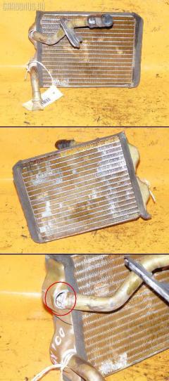 Радиатор печки TOYOTA MARK II GX100 1G-FE Фото 2