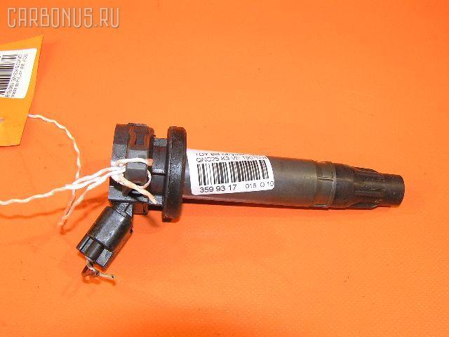 Катушка зажигания TOYOTA PASSO QNC10 K3-VE. Фото 4