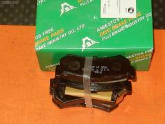 Тормозные колодки Subaru Pleo RA2 Фото 2
