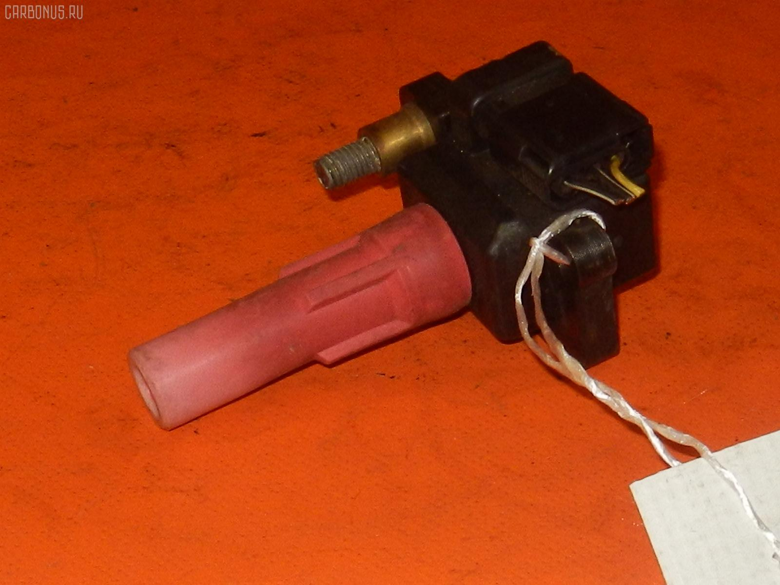 Катушка зажигания SUBARU IMPREZA WAGON GF2 EJ15. Фото 5
