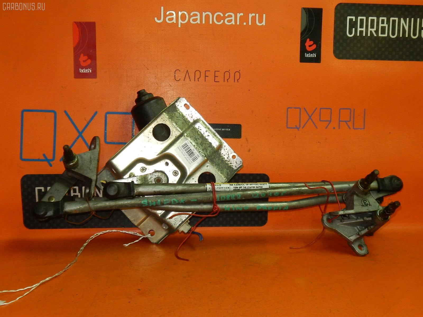 Мотор привода дворников HINO PROFIA SH1EDX Фото 2