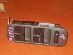 Блок упр-я стеклоподъемниками Suzuki Wagon r MC11S Фото 3