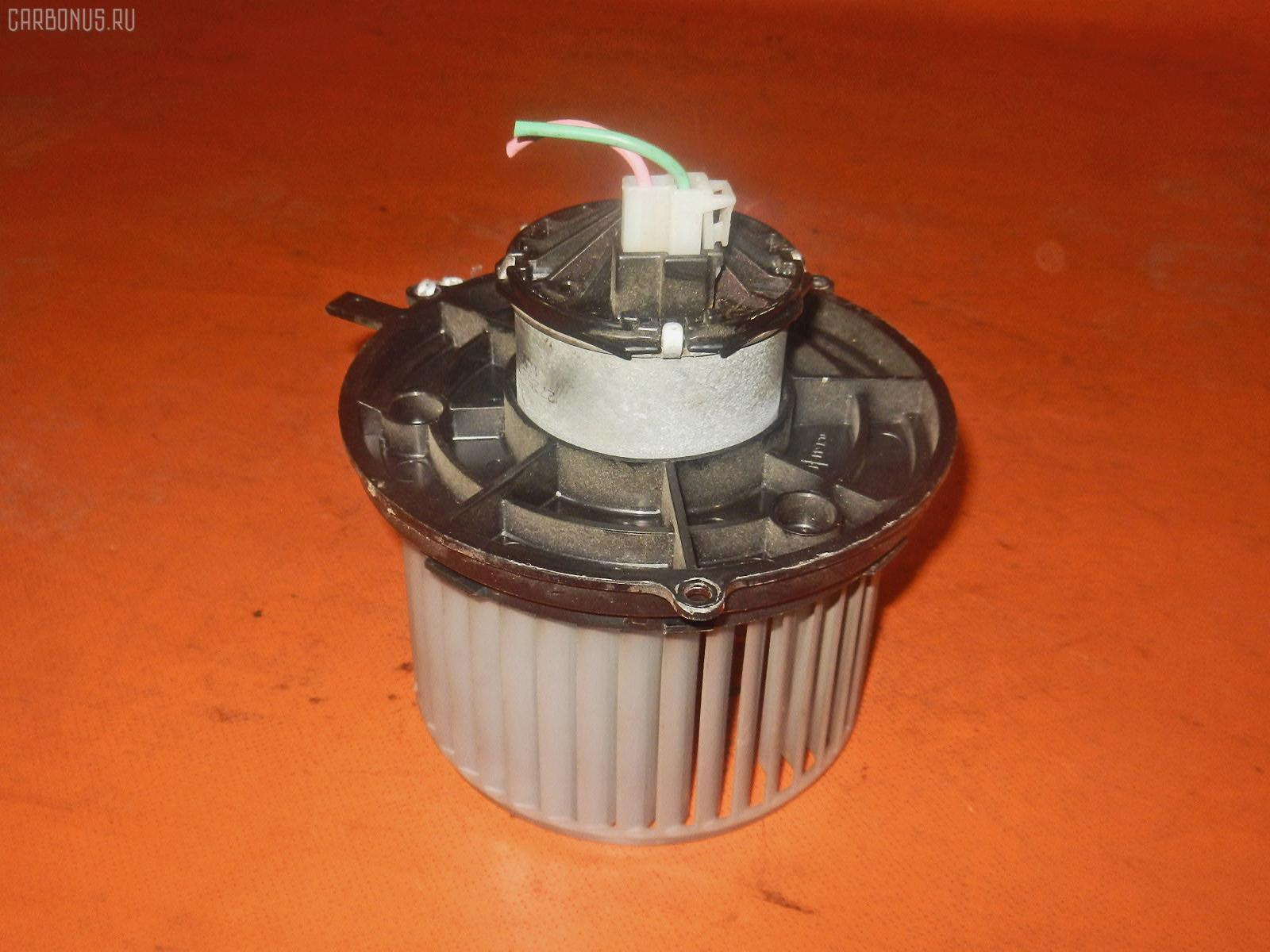 Мотор печки SUZUKI WAGON R MC11S Фото 1
