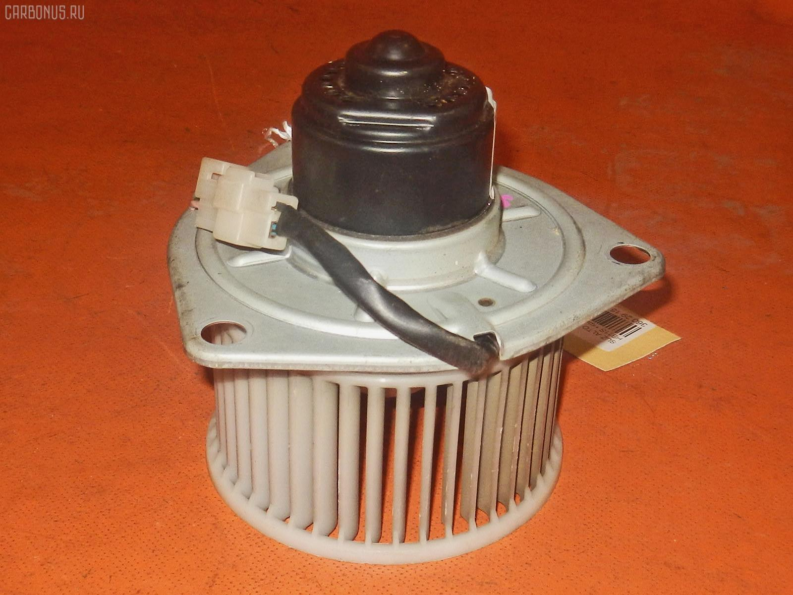 Мотор печки SUZUKI ALTO HB11S. Фото 1