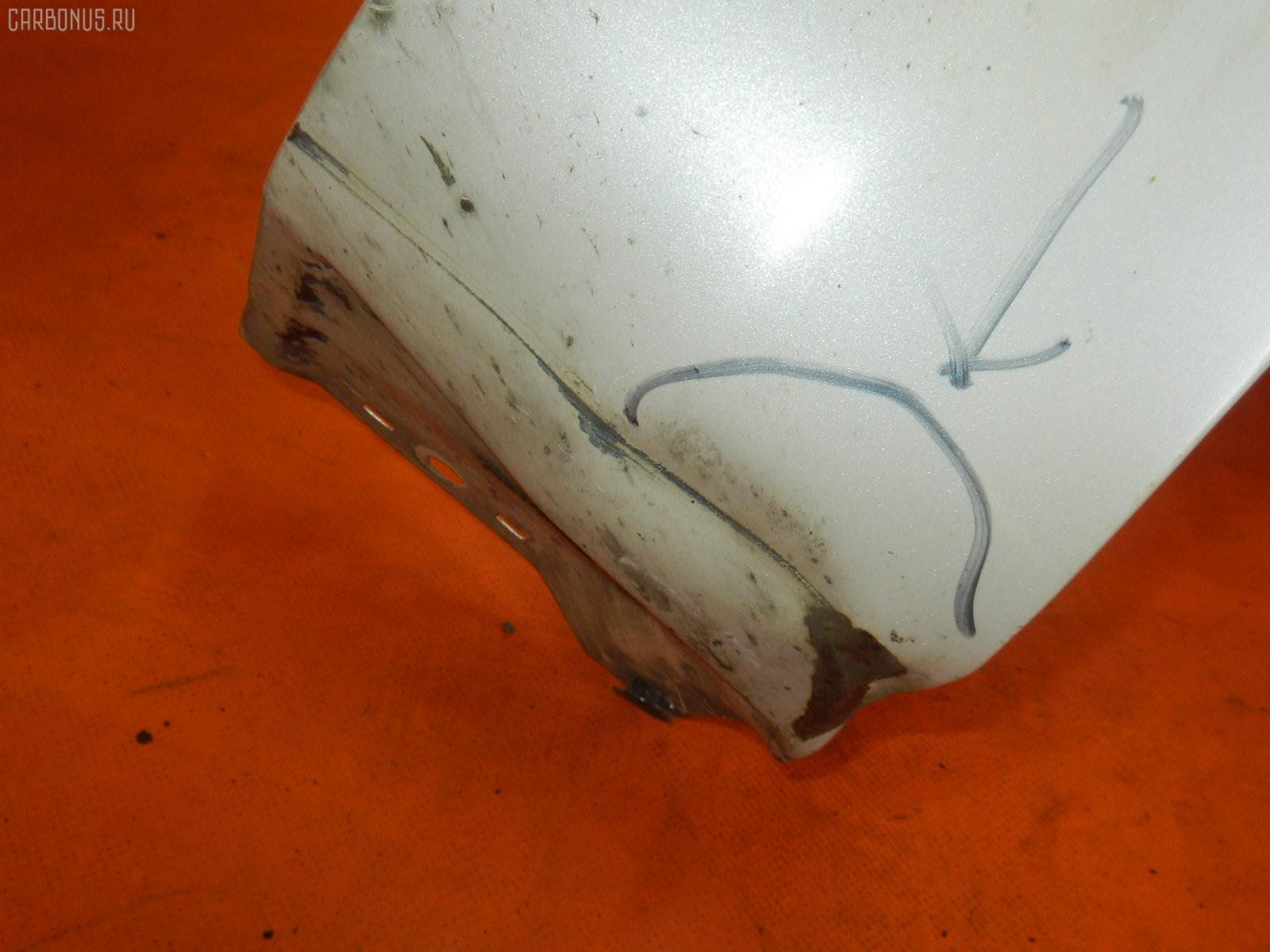 Крыло переднее TOYOTA WISH ZNE10G. Фото 3