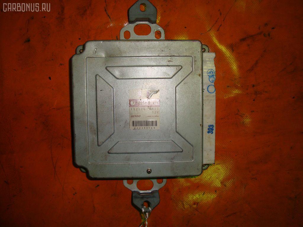 Блок EFI SUBARU LEGACY LANCASTER BHE EZ30. Фото 1