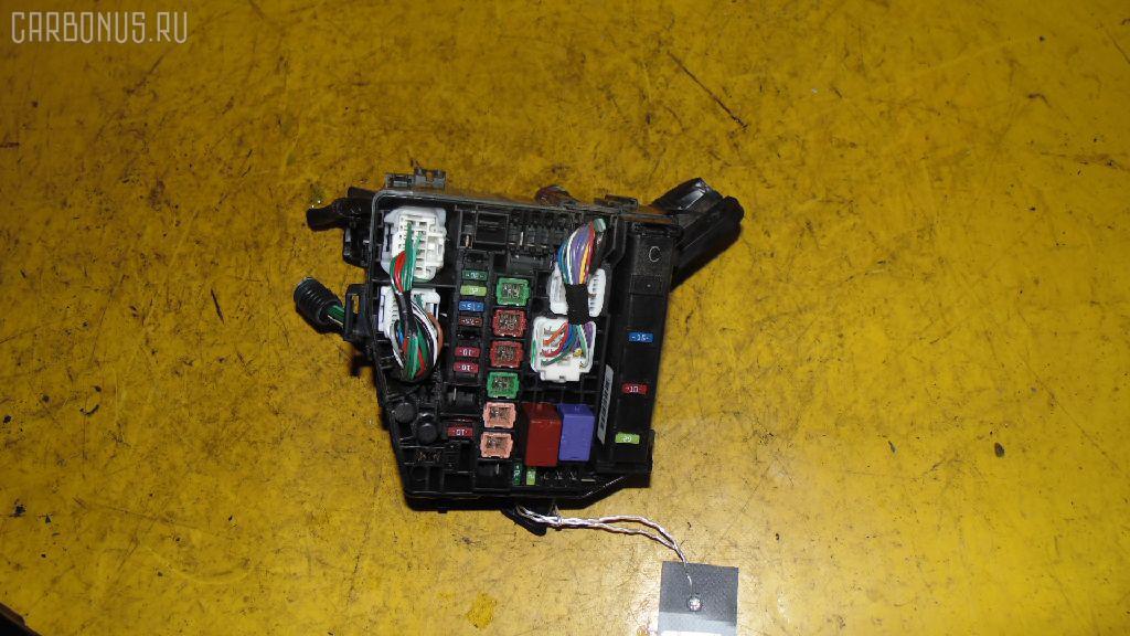 Блок предохранителей TOYOTA VITZ SCP90 2SZ-FE Фото 2