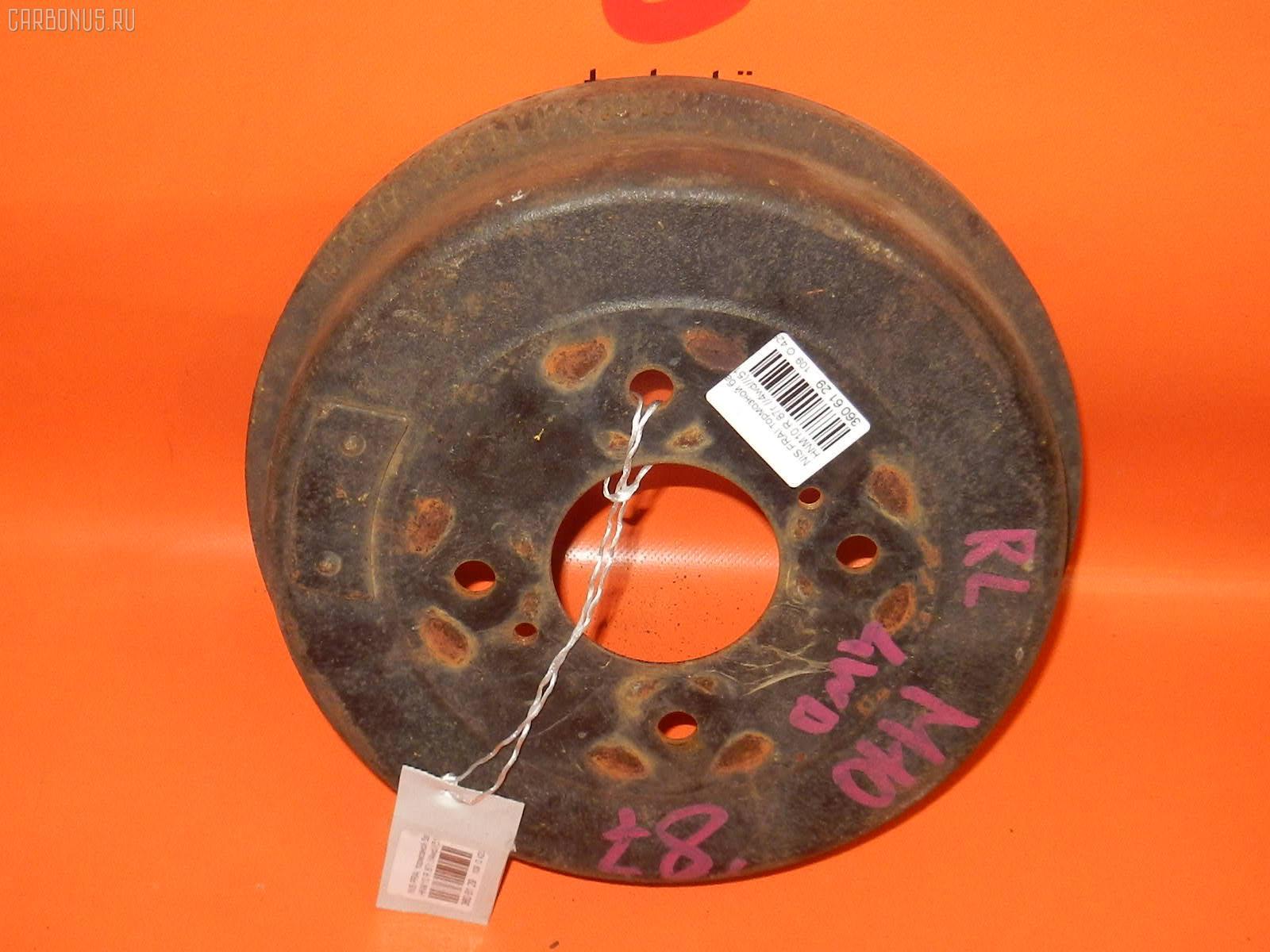 Тормозной барабан NISSAN PRAIRIE HNM10 Фото 1