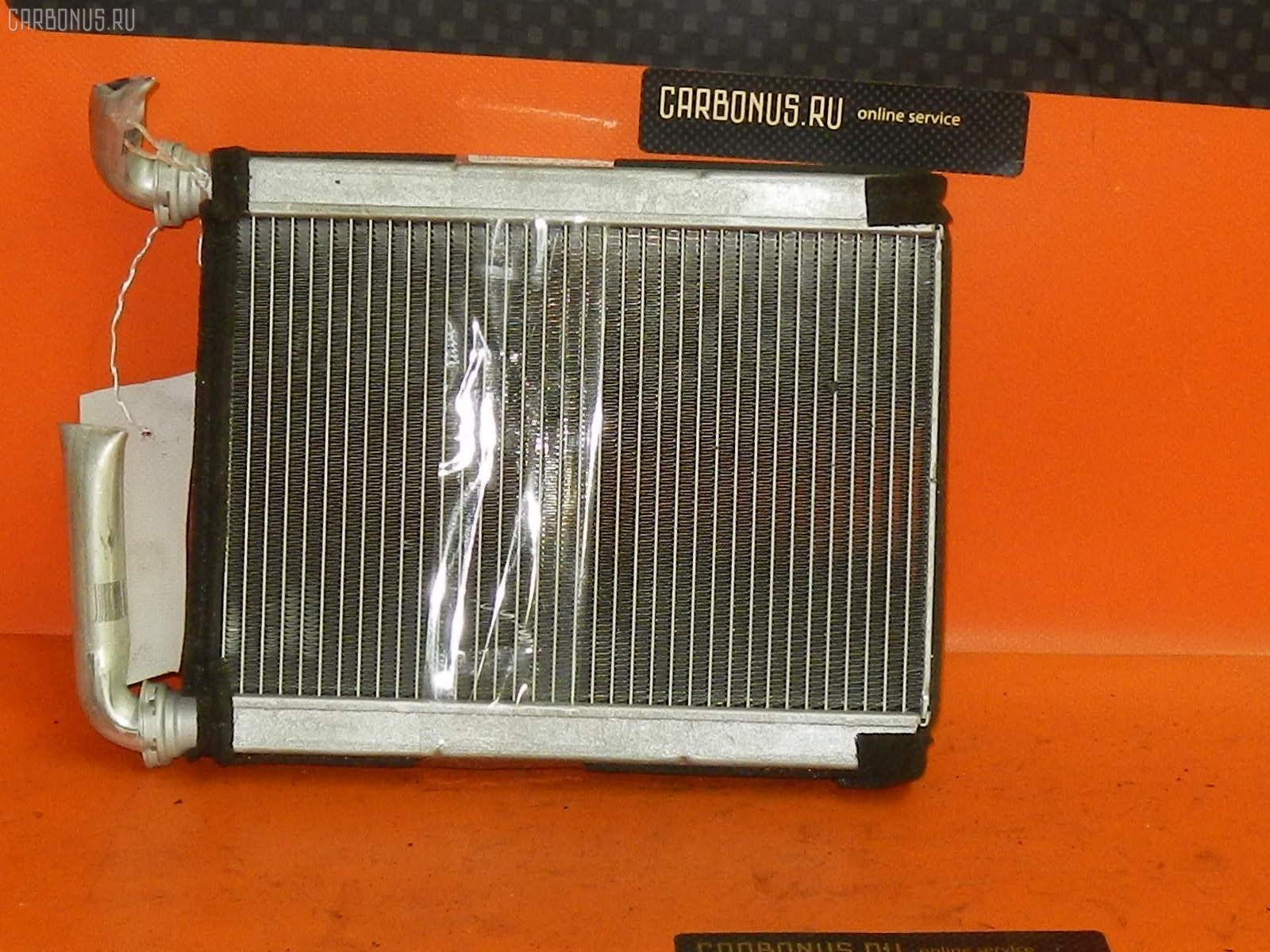 Радиатор печки TOYOTA OPA ZCT10 1ZZ-FE. Фото 2