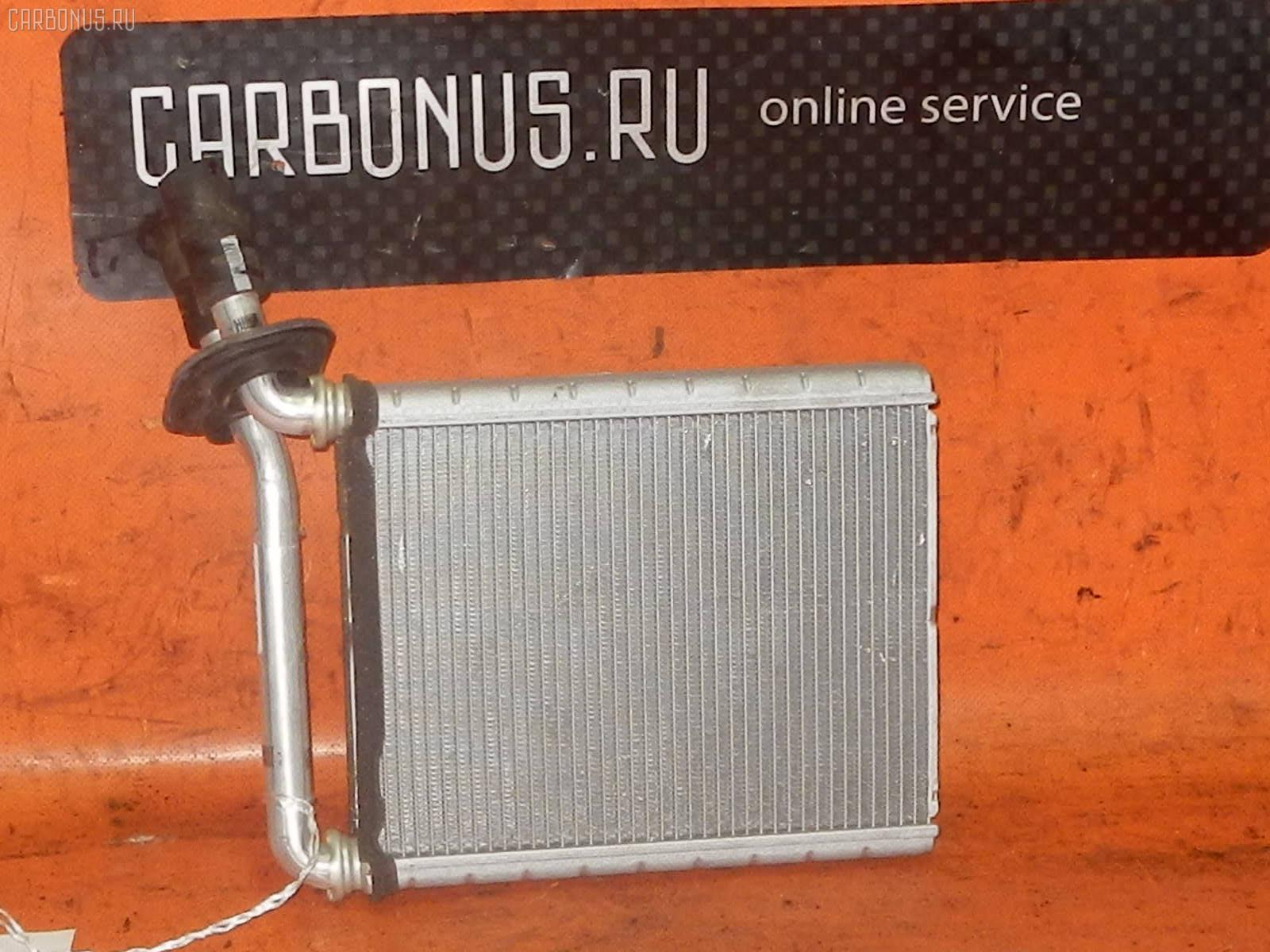 Радиатор печки TOYOTA COROLLA FIELDER NZE141G. Фото 8