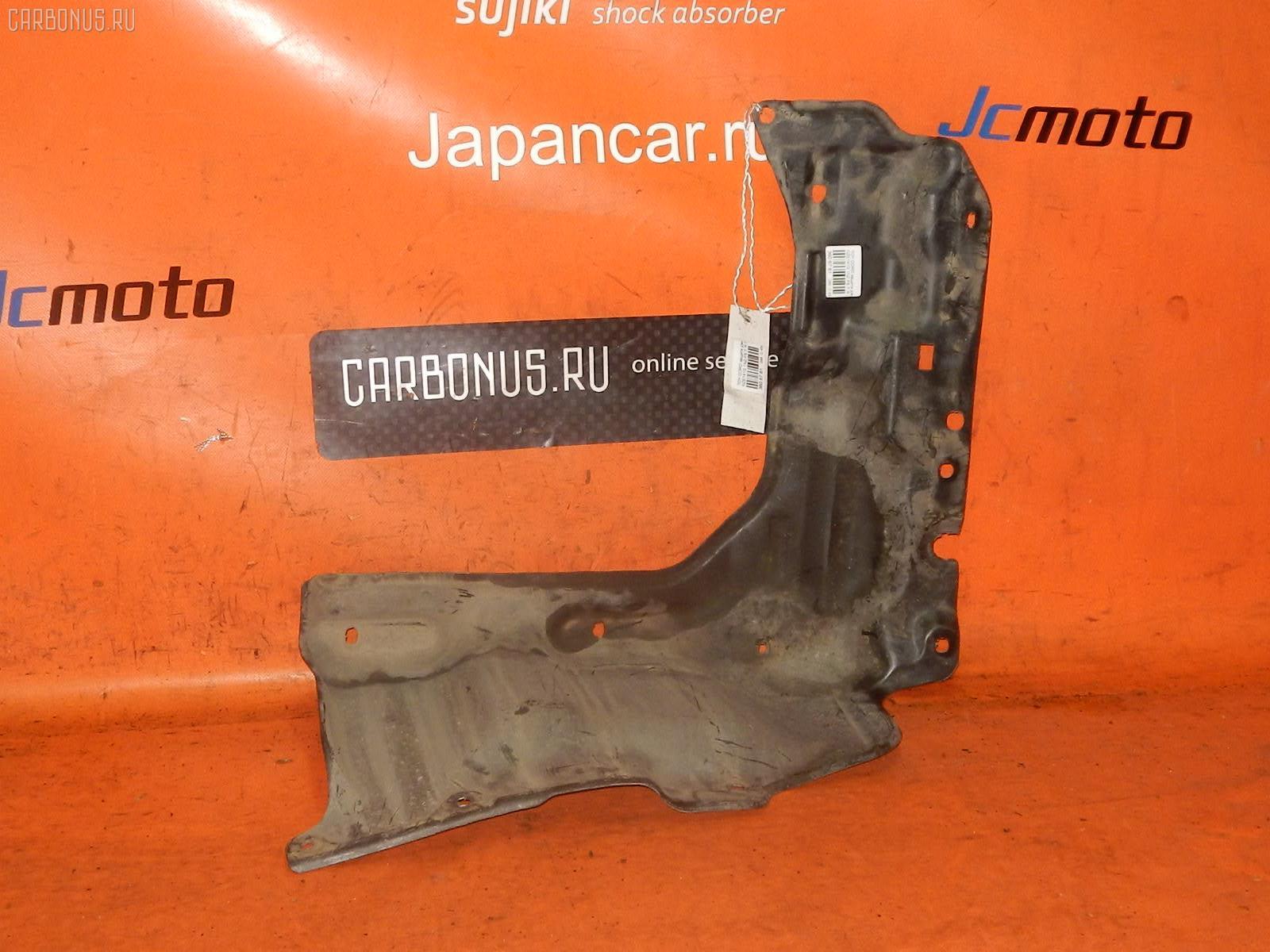 Защита двигателя TOYOTA COROLLA FIELDER NZE141G 1NZ-FE. Фото 1