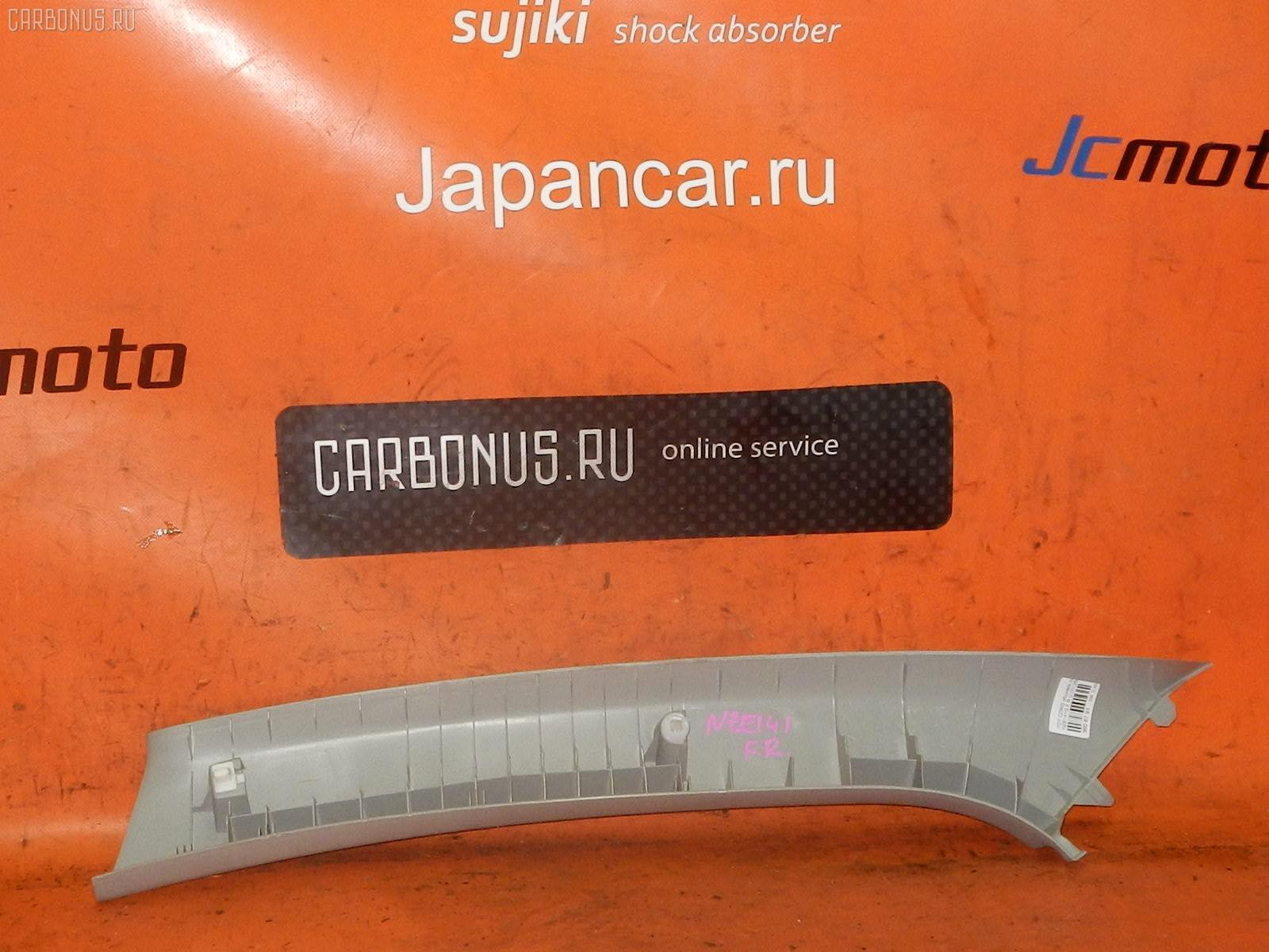 Обшивка салона Toyota Corolla fielder NZE141G Фото 1