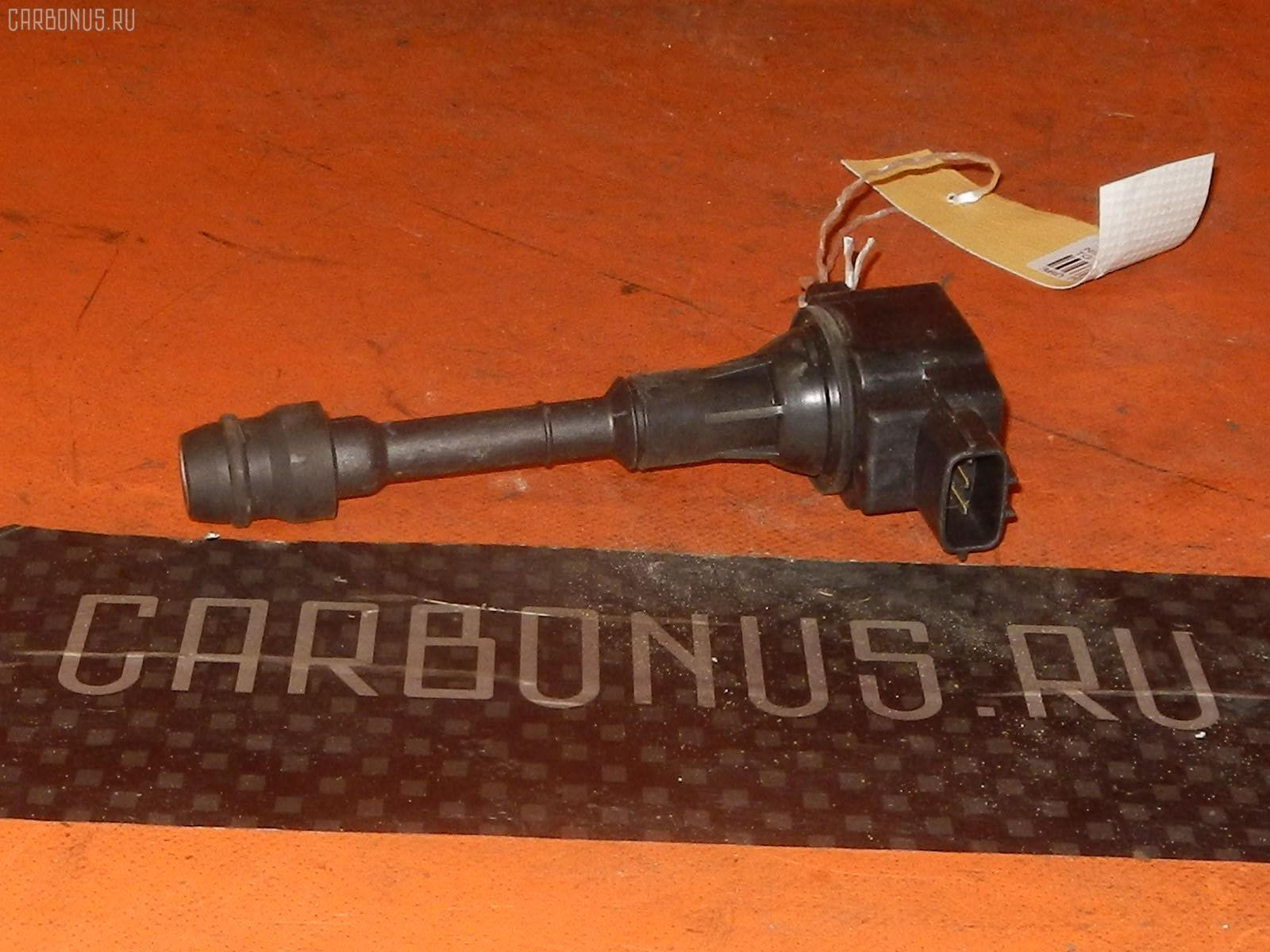 Катушка зажигания NISSAN BLUEBIRD SYLPHY TG10 QR20DD Фото 1